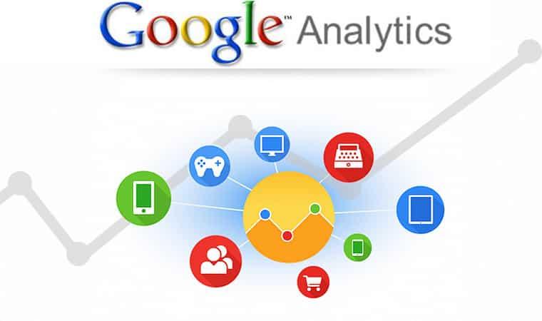 Các tính năng cơ bản của google analytics
