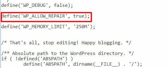 Cách khắc phục lỗi không thể truy cập vào WordPress Dashboard