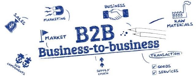 Mô hình B2B là gì