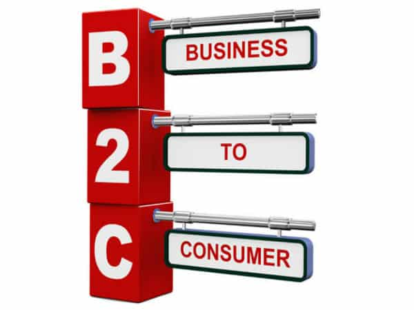 Mô hình kinh doanh B2C