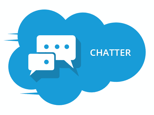 module chatter trong SalesForce