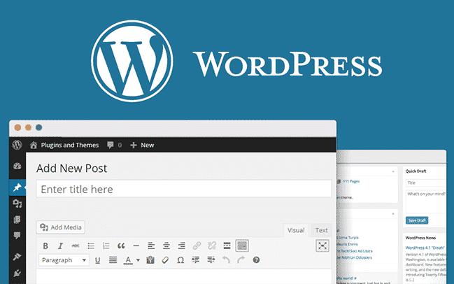 cấu trúc cơ bản của WordPress
