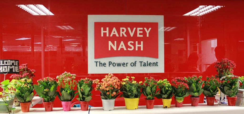 Công Ty phần mềm Harvey Nash