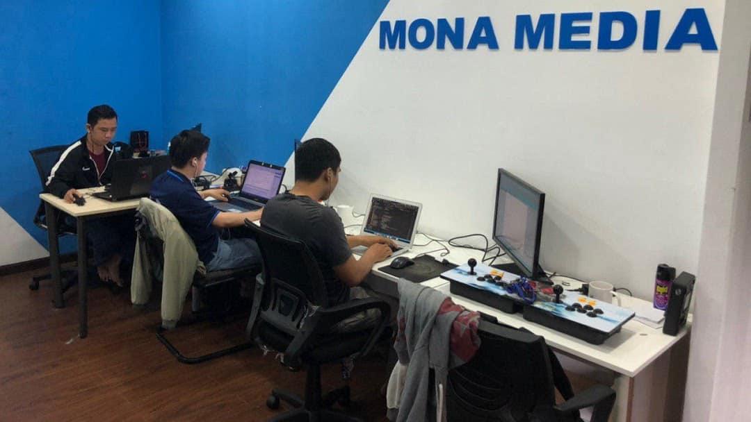 Công Ty web app Mona Media