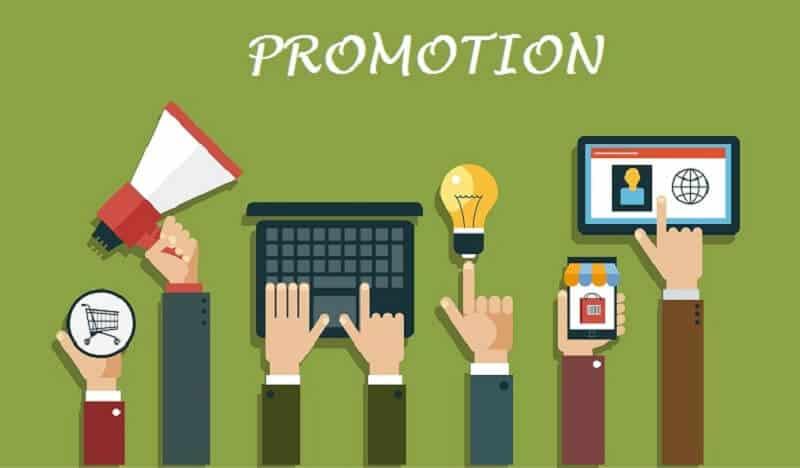 Lĩnh vực Promotion