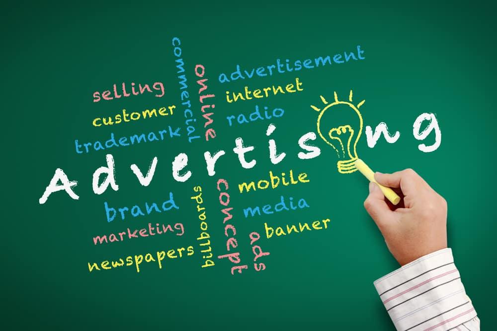 Lĩnh vực quảng cáo trong nghành marketing