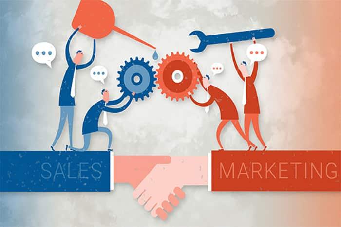 Phân biệt nhân viên Sale Marketing vs nhân viên Sales