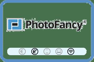 Phần mềm ghép ảnh online Fancy