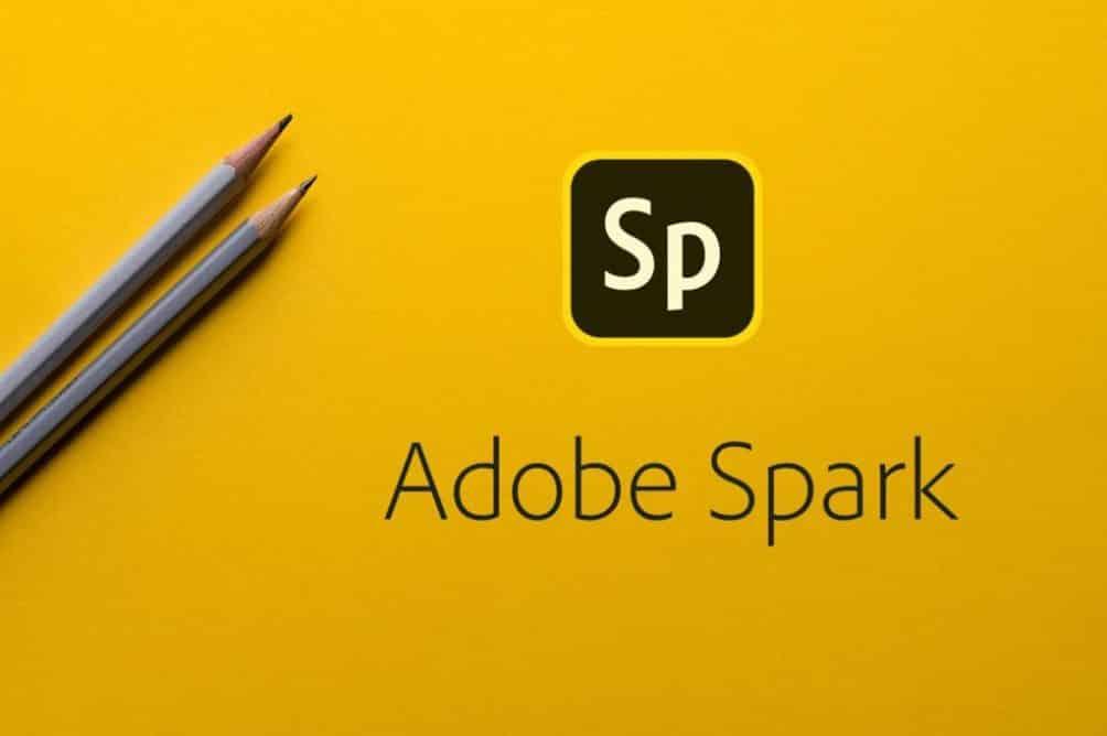 Phần mềm ghép ảnh onlie Adope Spark