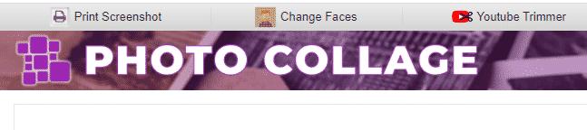 Phần mềm ghép ảnh online photo collage