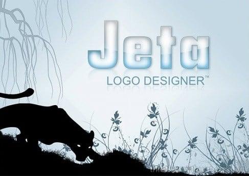 phần mềm thiết kế jeta logo design