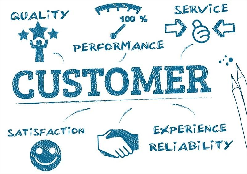trải nghiệm của khách hàng