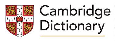 trang từ điển Cambridge Dictionary