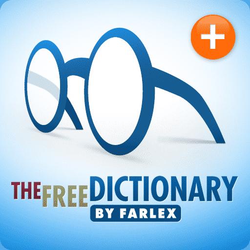 trang từ điển The Free Dictionary
