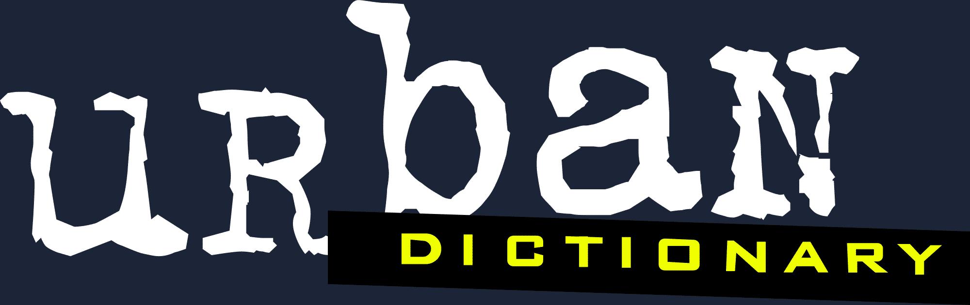 trang từ điển urban dictionary