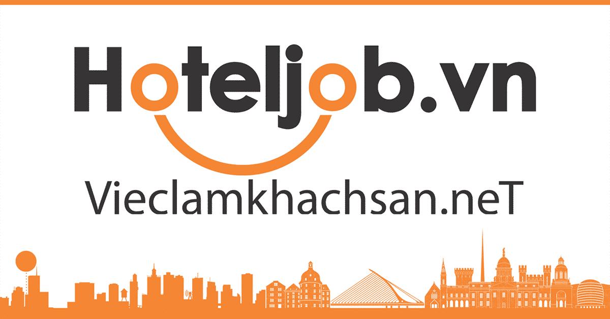 Trang web tuyển dụng hoteljob.vn