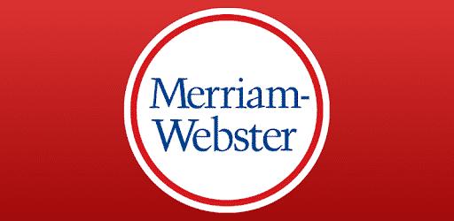 Trang từ điển Merriam Webster