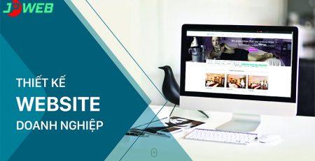 Các yếu tố quan trọng trong thiết kế web doanh nghiệp