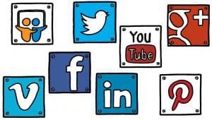 Các mạng xã hội hiện nay