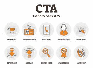 "Sử dụng các ""call-to-action"""