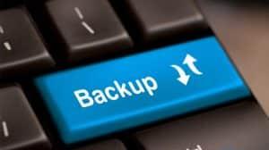 các cách backup dữ liệu hiện nay