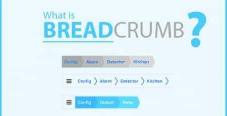 breadcrumb la gi