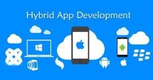 hybrid app là một ứng dụng khá hoàn hảo