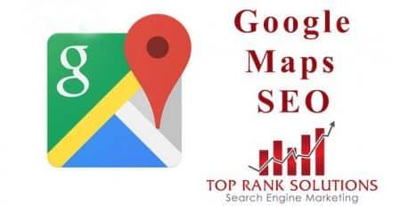 seo google map