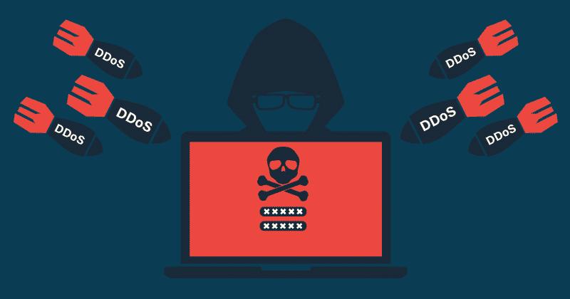 website bị tấn công DDOS là gì?
