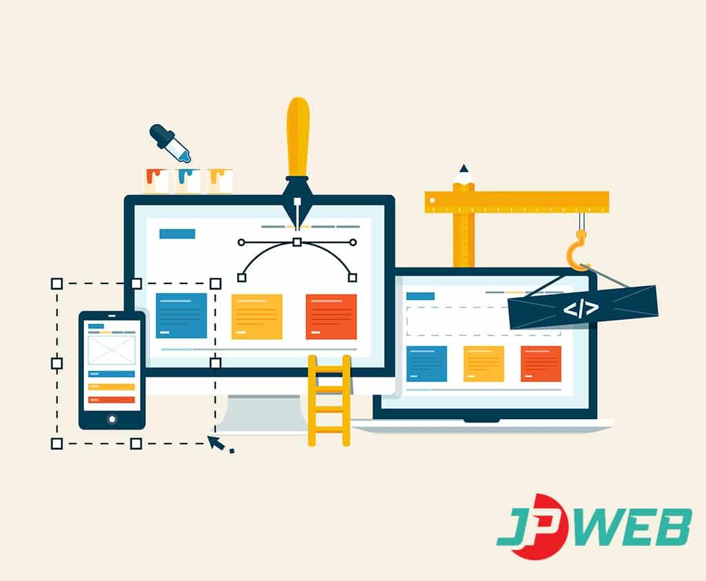 Những tiêu chuẩn thiết kế website chuẩn tại JPWEB