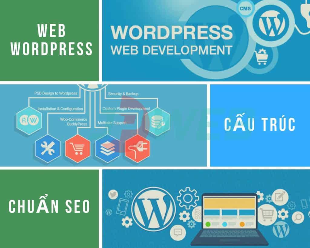 Ưu điểm thiết kế website wordpress