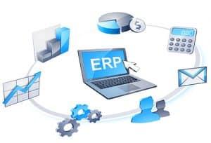 Một hệ thống ERP toàn diện