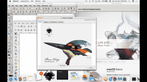phần mềm thiết kế Inkscape